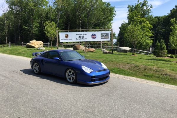 Porsche 911 GT2 For sale from Weekend Rides