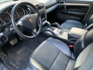 dash and seats